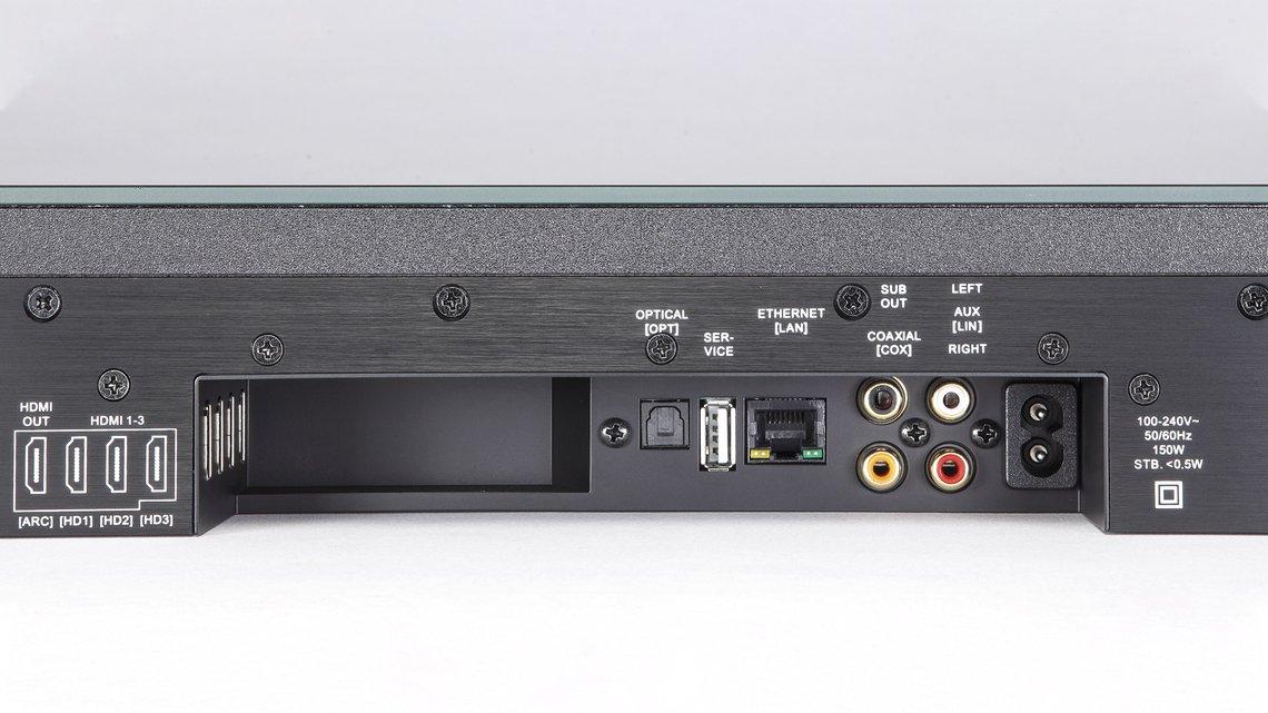 Análisis Barra de Sonido Canton Smart Soundbar 9