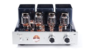 The Cayin MT-50 PLUS with GE NOS Tubes