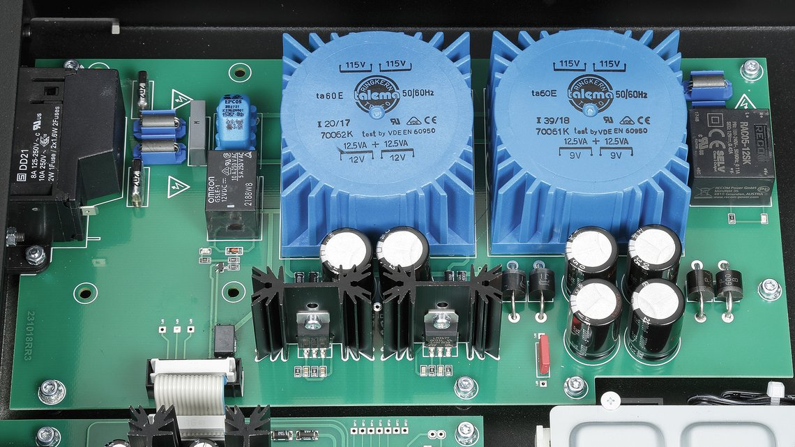 Accustic Arts PLAYER I power supply