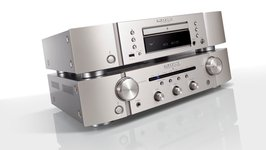 Marantz PM6007 and CD6007 in Silver-Gold
