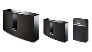 "The ""Soundtouch"" family (Image: Bose)"