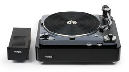 Thorens TD124DD with Power Supply
