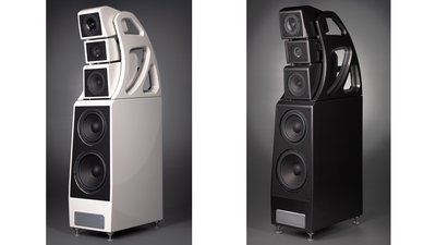 Wilson Audio Alexx V Without Covers