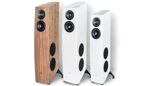 Elac Concentro S 509 and S 507
