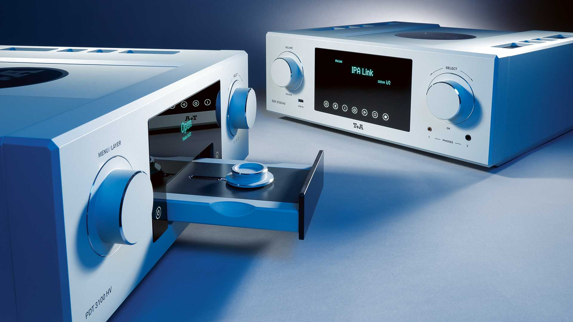 Stereo Magazine: T+A PDT 3100 HV | T+A SDV 3100 HV