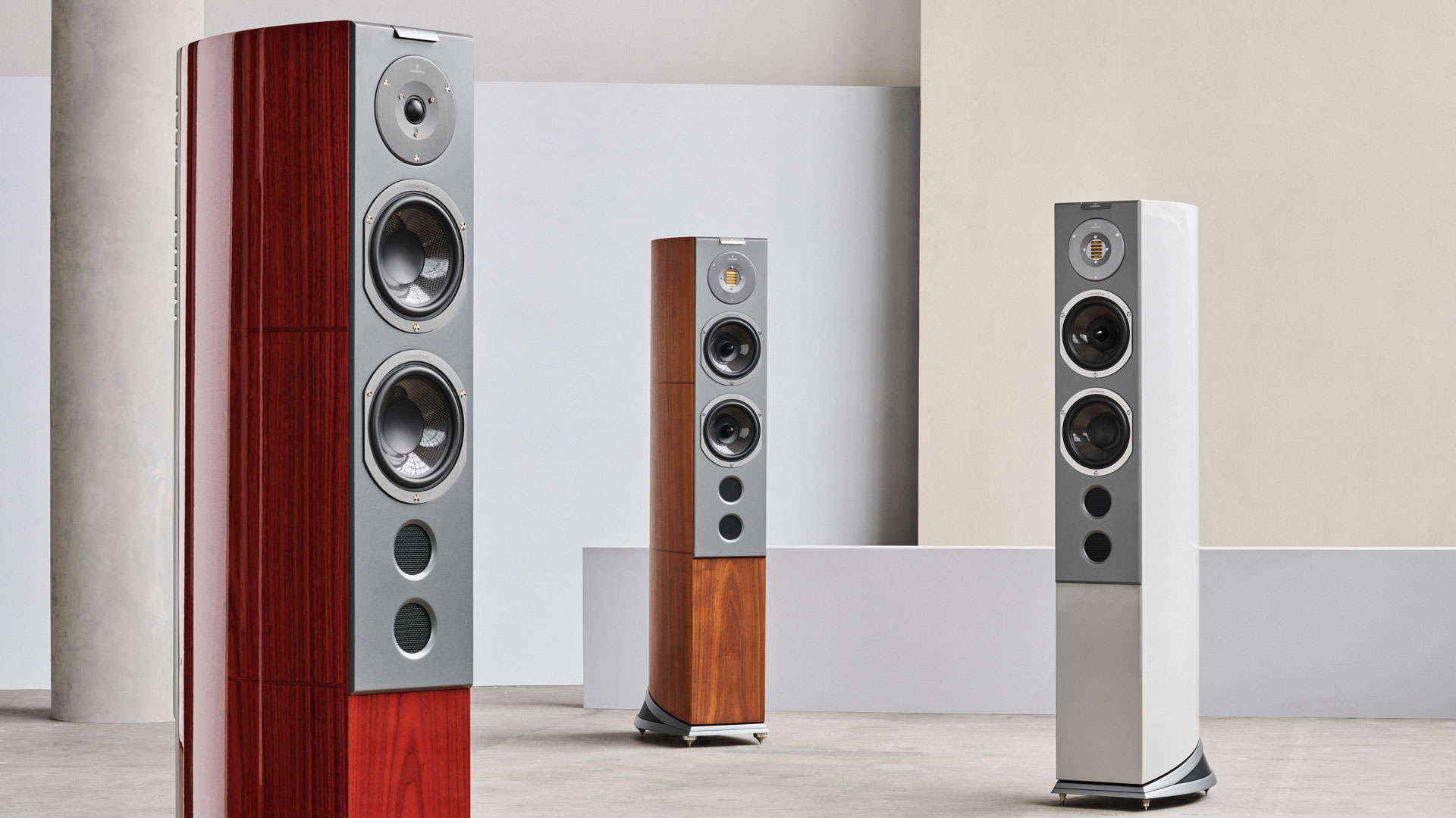 Audiovector R 6 Series (Image Credit: Audiovector)