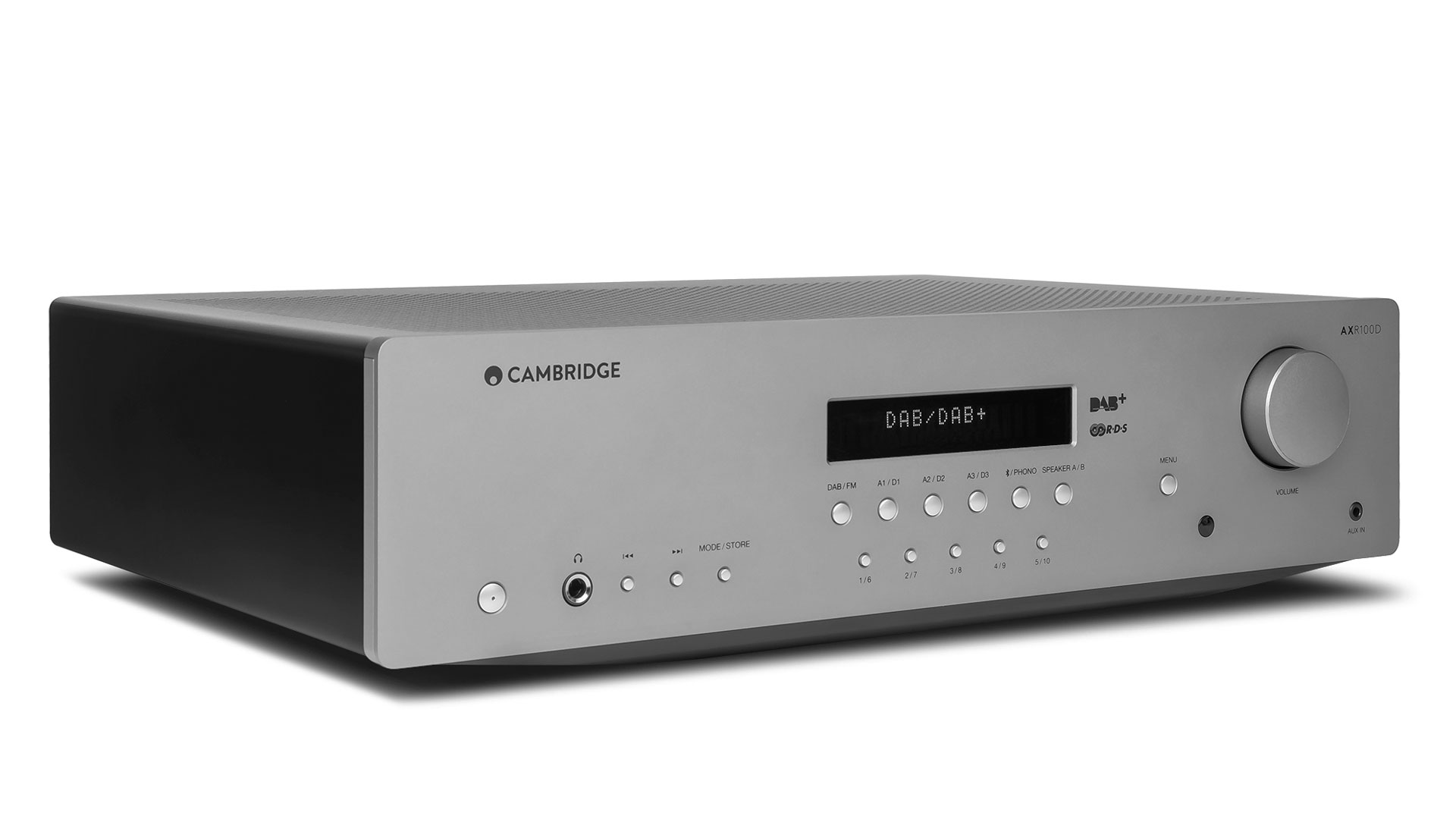 Cambridge Audio AXR100D (Image Credit: Cambridge Audio)