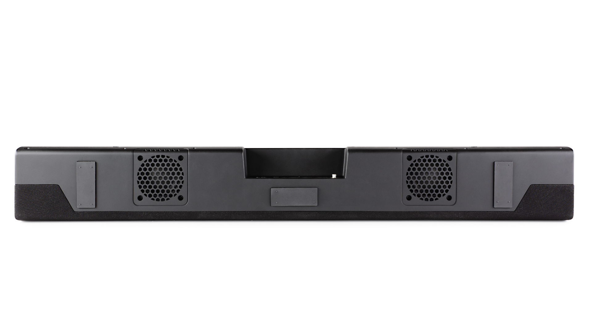 Stereo Magazine: With downfire subwoofer