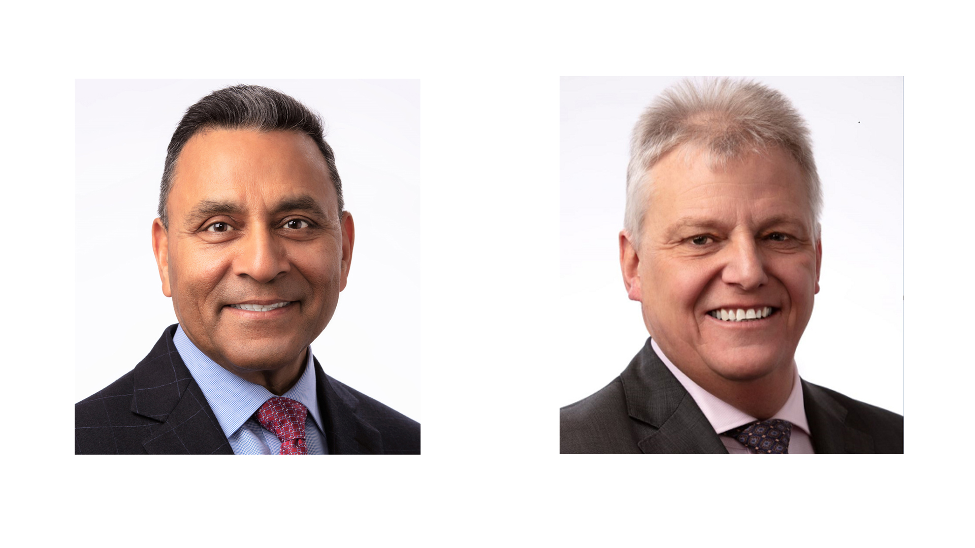 Dinesh Paliwal (l.), Michael Mauser (Images: Harman)