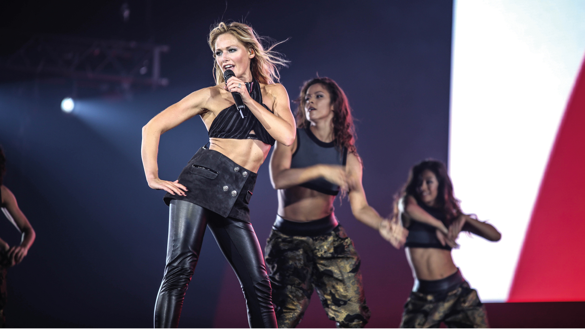 Helene Fischer on Tour (Image: Universal Music)